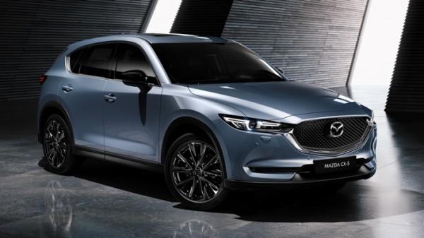 Mazda CX-5 Noir