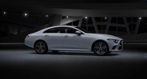 Mercedes-Benz CLS, седан