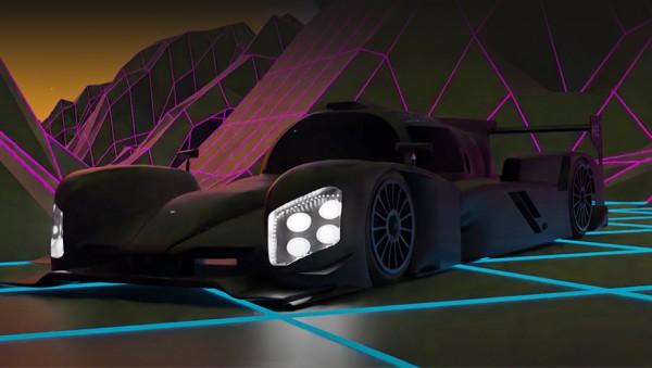 Forze IX, водородный автомобиль
