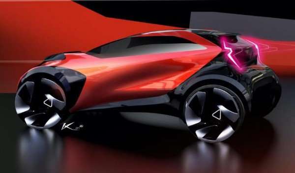 Aygo X prologue, сити-кар
