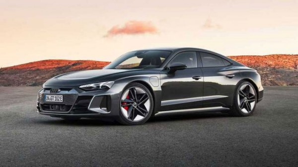 Audi Project Artemis