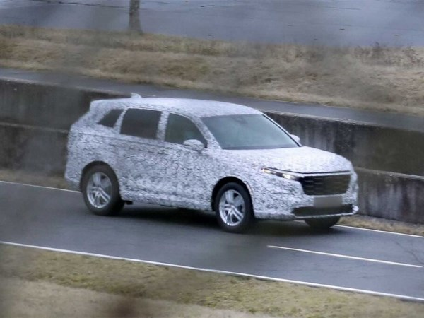 Honda CR-V, новый