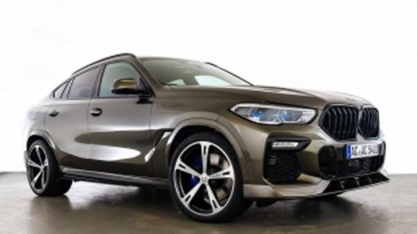 BMW X6, кроссовер, тюнинг