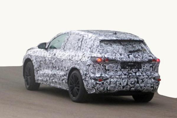 Audi Q6 E-Tron 2023