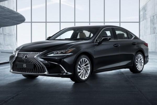 Lexus ES, седан