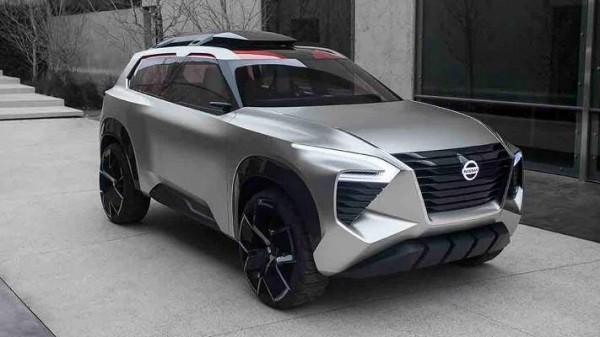 Nissan Patrol, новый