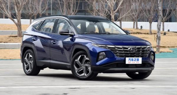 Hyundai Tucson, удлиненный