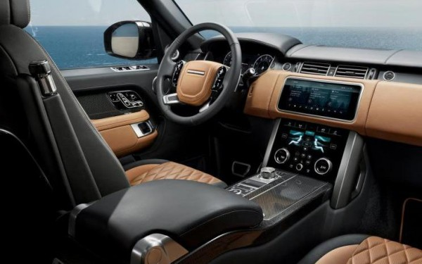 Land Rover Range Rover Autobiography Ultimate
