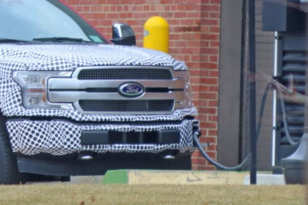 Ford F-150, электрический пикап