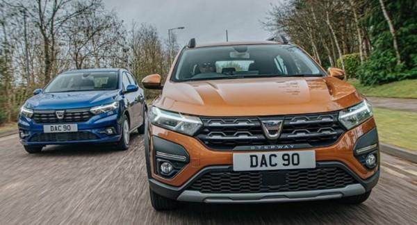 Dacia Logan и Sandero