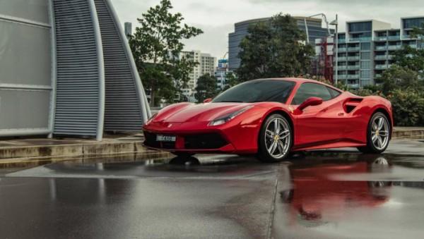 Ferrari, реплика