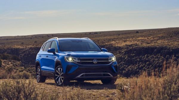 Volkswagen Taos, новый
