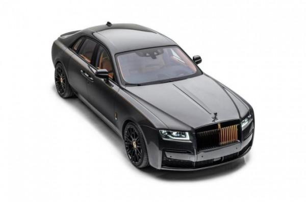 Rolls-Royce Ghost, новый, тюнинг