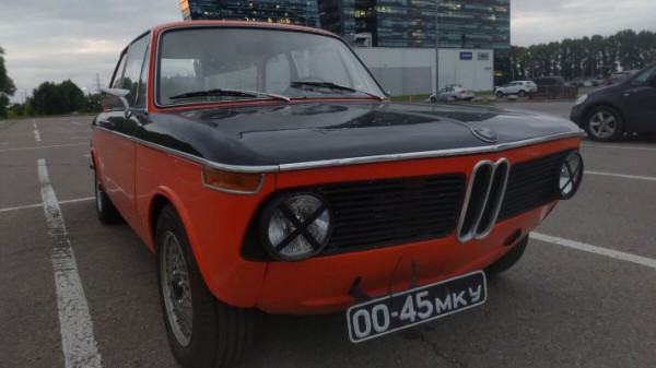 BMW, купленный в СССР