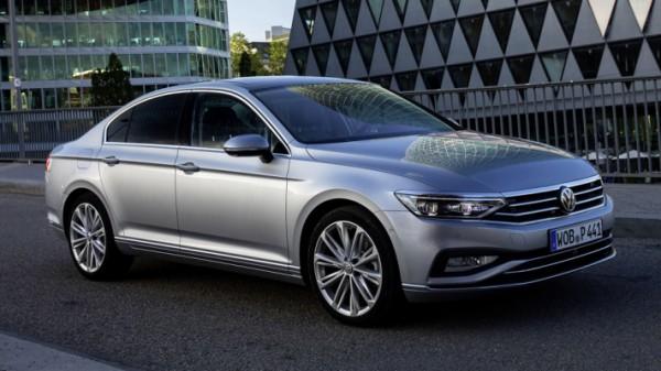 Volkswagen Passat, седан