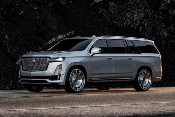 Cadillac Escalade ESV, тюнинг