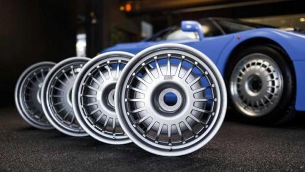 колесные диски Bugatti EB110