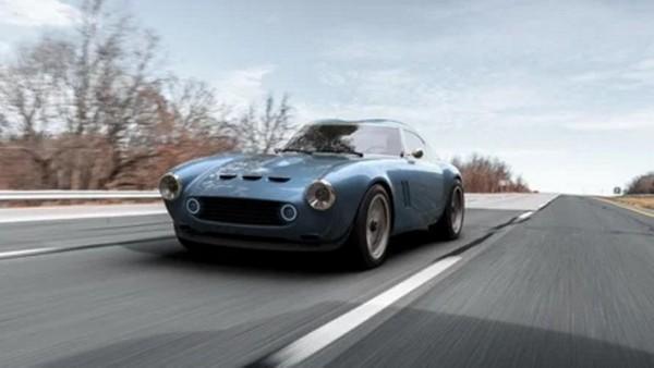 Squalo V12, спорткар