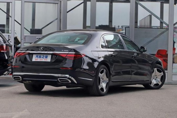 Mercedes-Maybach S 480 4Matic,