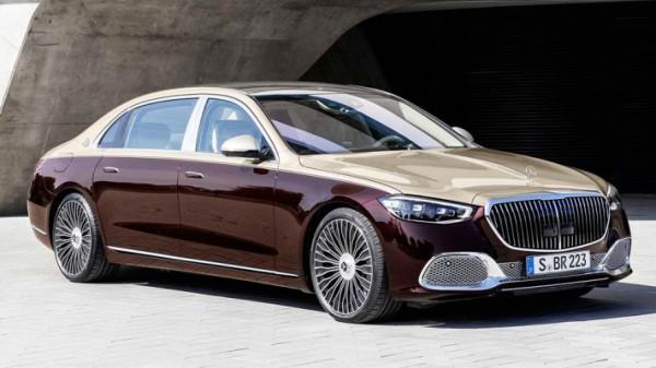 Mercedes-Maybach, самый дорогой в РФ