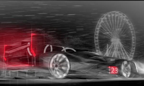 Audi, концепт гоночного болида LMDh