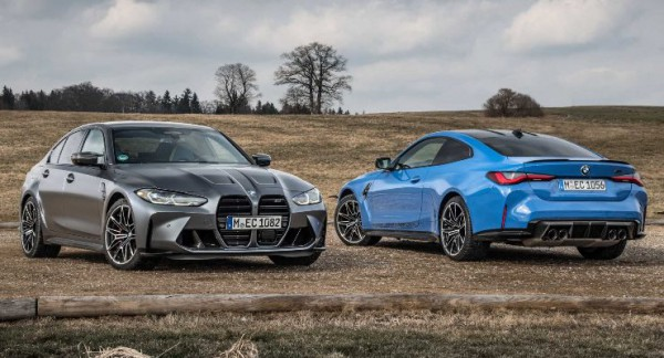 BMW M3 Competition, BMW M4 Competition