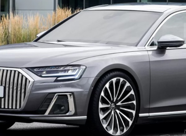 Audi A8 Horch, рендер