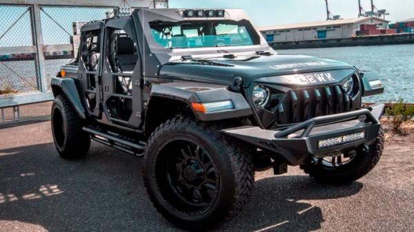 Jeep Wrangler Fairline