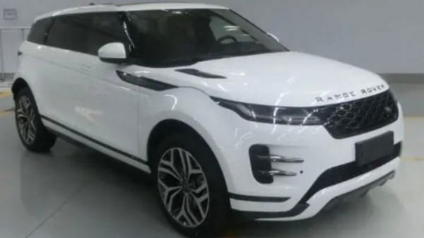 Range Rover Evoque, удлиненный внедорожник