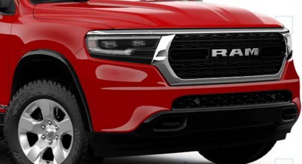 RAM, пикап