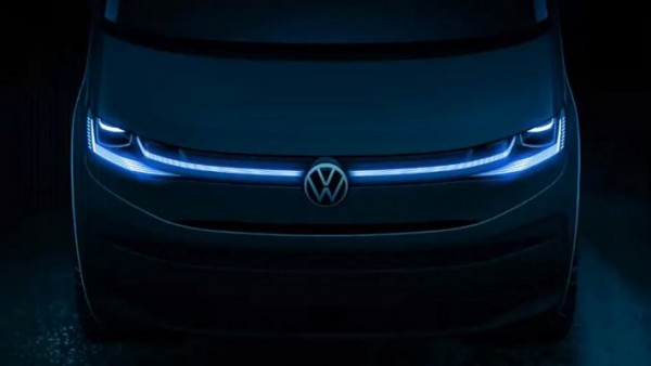 Volkswagen Multivan, новое поколение