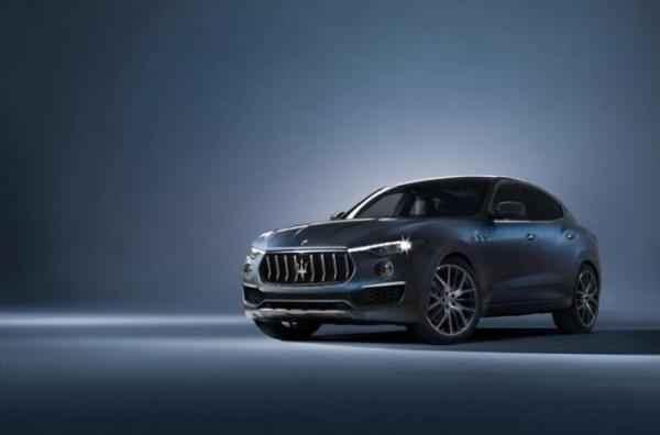 Maserati, гибридный кроссовер