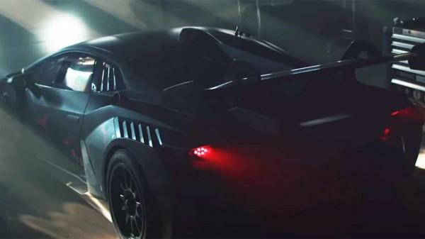 Lamborghini Squadra Corse, новый гоночный автомобиль