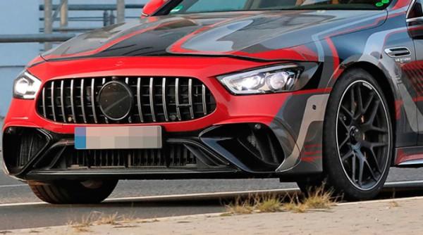 Mercedes-AMG 4-Door GT, гибрид