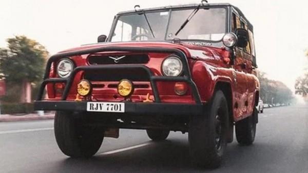 УАЗ-469, праворульная версия
