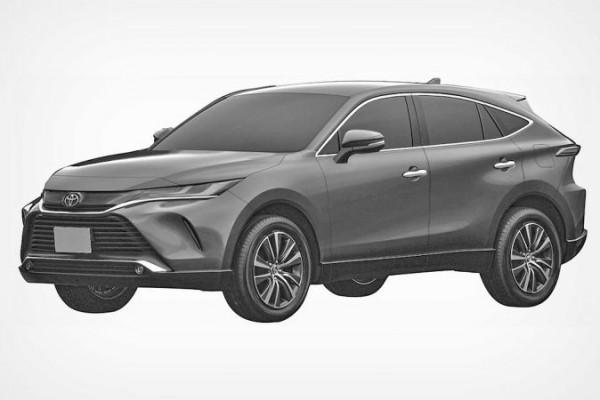 Toyota Venza нового поколения