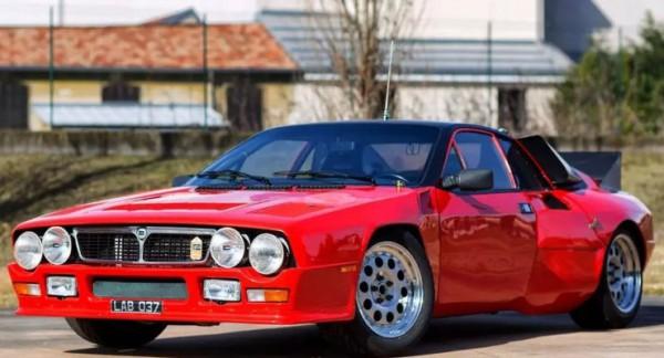 Lancia 037, раллийное купе