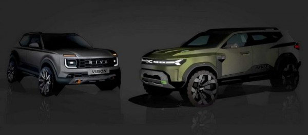 Lada, новые модели