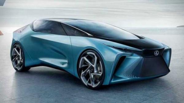 Lexus LF-Z Electrified, концепт электрокара