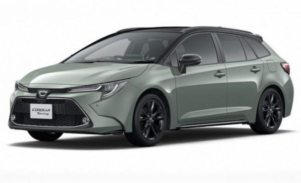 Toyota Corolla Touring, спецверсия Active Ride