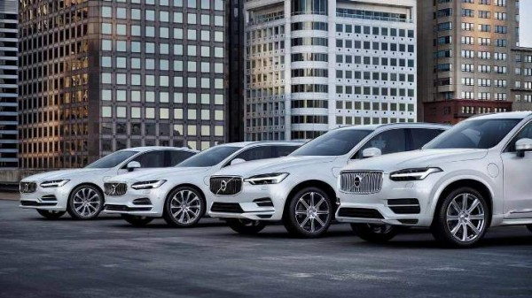 Volvo, авто