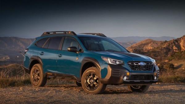 Subaru Outback Wilderness 2022 года