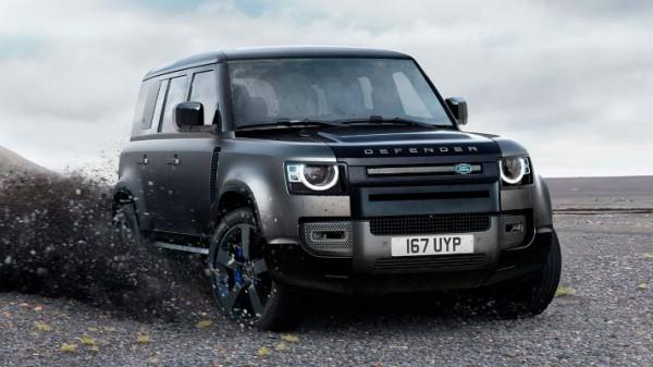 Land Rover Defender, новый внедорожник