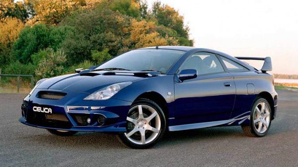 Toyota Celica, спорткар