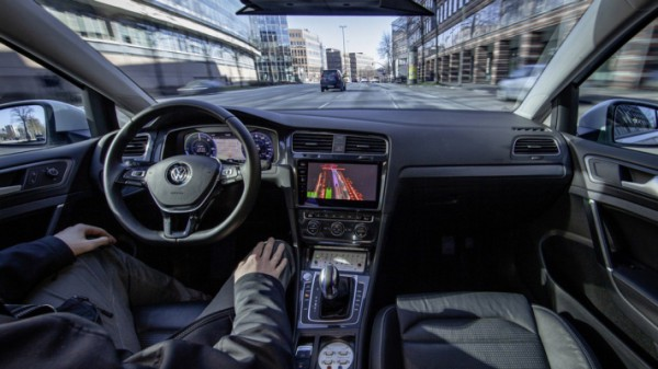 Volkswagen, автопилот