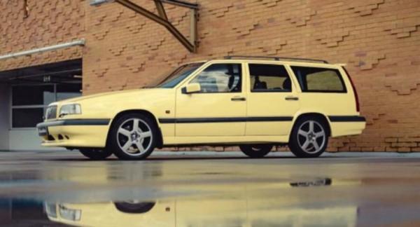 Volvo 850 T-5R Estate, универсал