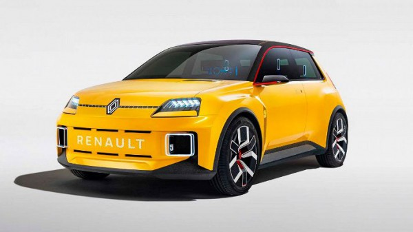 Renault, малолитражка