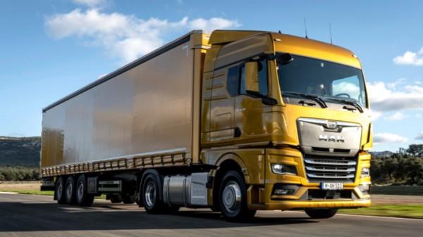 MAN, новые тягачи, грузовой