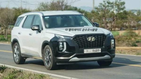 Hyundai Palisade 2022
