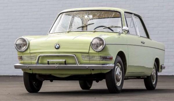 BMW 700 Luxus, 57-летний